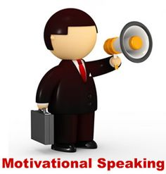 Motivational speaking team building activity