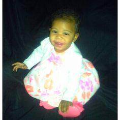 N'hylani-Divine 8 months old