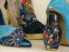 Final Shoe Collection Inspired by Imperial Russia - Hannah Dart