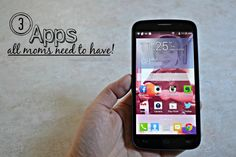 3 Apps All Moms Need to Have #MyDataMyWay #ad