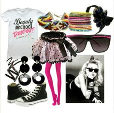 9-1 80s Theme Party Outfit Ideas - 18 Fashion Ideas From 1980s