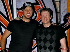 Luke & Dale Jr...Love Country Boys!