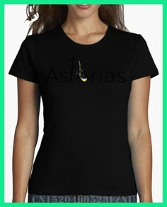 2017 Limited t shirts women's ASTURIAS Short Print Knitted hip hop Four colors