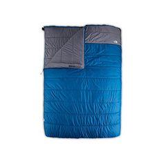 The North Face Dolomite Double 3S BX Right Hand Sleeping Bag  Deep Water Blue Regular * Continue to the product at the image link.