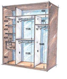 Medidas orientativas para placares de 2,70 m прихde altura