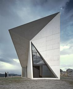 Chapel by Spanish architecture office, SMAO.