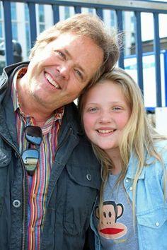 Jimmy and daughter Bella. June 2014
