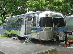 Airstream, Campers, Recreational Vehicles, Parks, Road Trip, Vintage, Camper Trailers, Road Trips, Camper