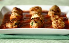 Healthy Turkey Meatballs | Recipe | With Style and Grace | With Style & Grace