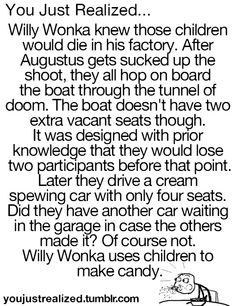 Whoa, WHOA!!! HOW DARE YOU DESTROY MY CHILDHOOD AND FEELS!!!