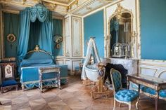 Room of the Duchess of Aumale at Chantilly Castle, 1845-1848 and 1878