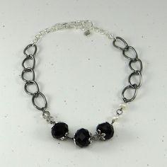 cavossa designs - After Midnight Necklace, $30.00 (http://www.cavossadesigns.com/after-midnight-necklace/)