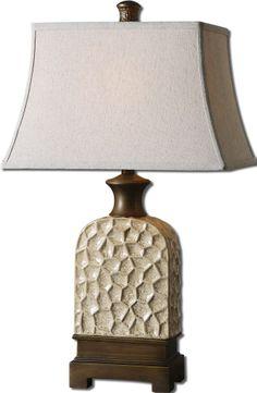 Uttermost Company Huslia Huslia Ivory Table Lamp