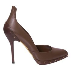 1d46551532d New Size 7 Tom Ford for Gucci Studded Ad Runway Heels Pumps
