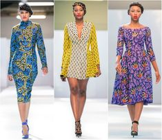 Here are photos from Ella and Gabby's presentation at Africa Fashion Week London 2013. Runways are the best places to see the latest fashion styles.