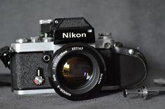 Nikon F2 + objectif 55mm f 1.2