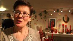 Elisabeth Bønløkke om julens farver  2012