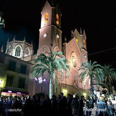 #Benissa en sus fiestas #PurissimaXiqueta2015 Buenas noches amig@s  a disfrutarla. #CostaBlanca #Tuplancostablanca