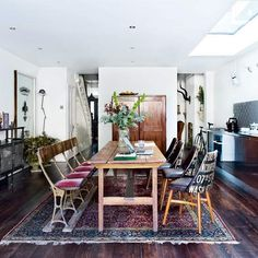 eclectic kitchen - Google Search