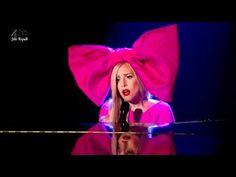 17db0224ff0c Lady Gaga - Marry The Night - Live At Alan Carr Chatty Man - Acoustic  Version HIFI HD - 2011