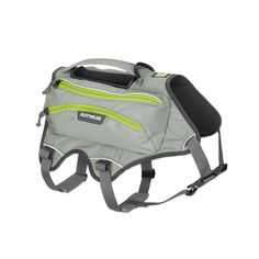 Ruffwear Singletrak Backpack for Pets -- Read more reviews of the product by visiting the link on the image. (This is an Amazon Affiliate link and I receive a commission for the sales)