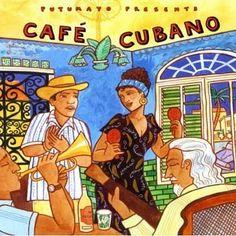 Putumayo Presents: Café Cubano ~ CD ~ Various Artists Mojito, Coffee Shops, Café Cubano, Vintage Cuba, Vintage Travel, Vintage Ads, Illustrator, Cuban Coffee, Cuban Cigars