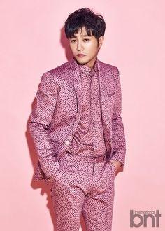 Bnt International Puts the Focus on Descendants of the Sun's Jin Goo