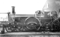 Holland, Steam Railway, Steam Engine, Steam Locomotive, Train Tracks, Nottingham, Transportation, Engineering, British