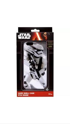 New Star Wars Episode VII Hard Shell Case for Apple iPhone 6PLUS New in Box Ekid | eBay