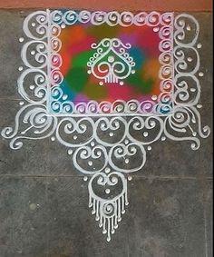 New Rangoli Designs