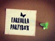 Finalmente vi svelo la mia #farfallapartybox creata per i sette anni di Martina! Siete pronti?! #aliceelescatoledellemeraviglie #buoncompleanno #buoncompleannopartybox #compleannooriginale #compleannofarfalloso #goditilafesta #pensasoloadivertirti #officinapartybox