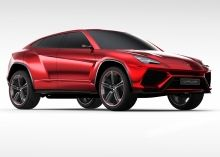 Lamborghini finally takes the wraps off its much rumored SUV during Auto China 2012 in Beijing.