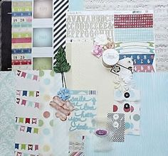 """Kelly Foster: All The Pretty Things: """"Play In The Sunshine"""" - The August Kit from Flying Unicorn!!"""