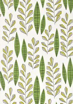 Garden City Grove Wallpaper - MissPrint (UK)