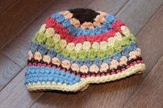 M2M Matilda Jane  Field Trip Patchwork Crochet by haleysheadbands, $25.50