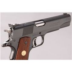 Colt Gold Cup National Match MK IV Series 70 Semi-Automatic Pistol