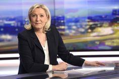 Marine Le Pen est « une candidate comme les autres » pour 73% des sympathisants LR