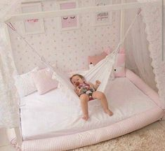 Ideas for baby decor room montessori bedroom Baby Bedroom, Baby Room Decor, Nursery Room, Girls Bedroom, Nursery Ideas, Bedroom Ideas, Childrens Bedroom, Kid Bedrooms, Nursery Themes