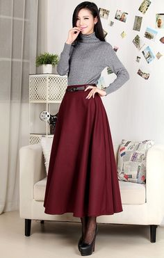 Cheap skirt fashion, Buy Quality fashion pleated skirt directly ...