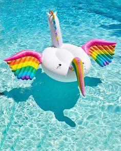 Funboy Rainbow Unicorn Float