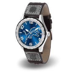 Detroit Lions 'Motor City Blue' Watch
