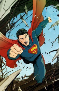 Superman - Salvador Velázquez