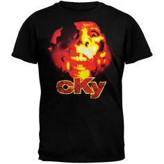 CKY - Amber Face - T-Shirt