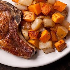Roasted Butternut Squash and Pears Recipe