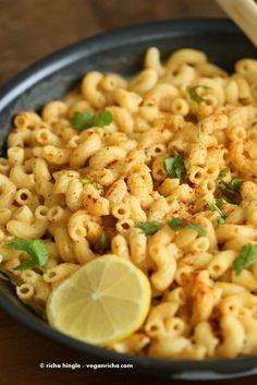 Masala Mac and Cheese | Vegan Richa