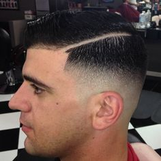 Barber on pinterest haircuts barbers and barber shop