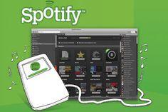 Spotify: Facebbok-Radio, das anzeigt, was Freunde gerade hören.