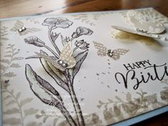 Stampin Up UK Demonstrator UK Pegcraftalot Order Stampin Up HERE: Butterfly Basics - Stampin' Up!