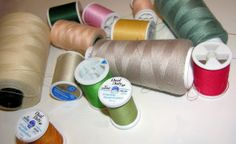 Selecting Thread Type for Felt Food