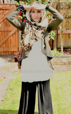 MashaAllah pretty!#hijab ❤༺♥༻ *Lovely* ༺♥༻